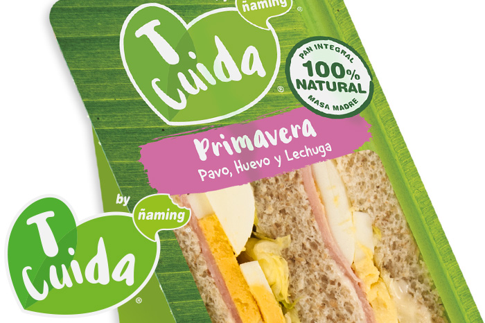 Sandwiches TCuida ñaming
